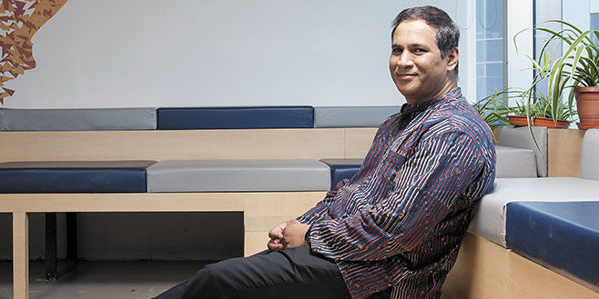 Vineet Rai – The Forester who turned Financier - Featured