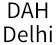 DAH, Delhi - Featured