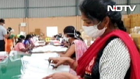 Building Protective Gear for COVID-19 Frontline Workers | Aavishkaar Investee Butterfly Fields - Featured