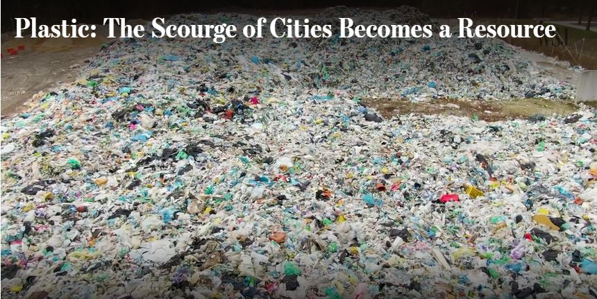 NEPRA featured in Wall Street Journal as Plastic Waste seen as Investment Opportunity - Featured