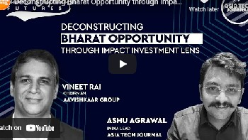Deconstructing The Bharat Opportunity Through Impact Investing   Asia Tech Journal Interview with Vineet Rai - Featured